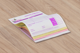 NCR / Receipt / Invoice Pads