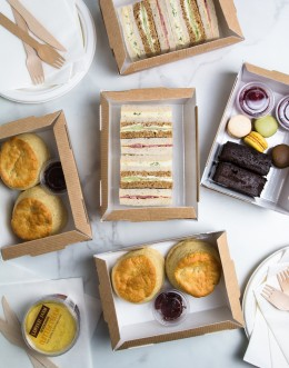 Classic Afternoon Tea (2 People)