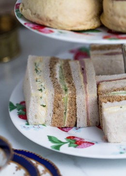 Summer Classic Afternoon Tea (2 People)